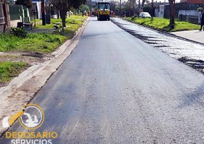 Calles de Villa Gobernador Galvez