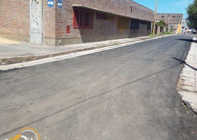 Ingreso y Egreso seguro del Jardín Juanito Laguna, en Villa Gobernador Gálvez, Santa Fe