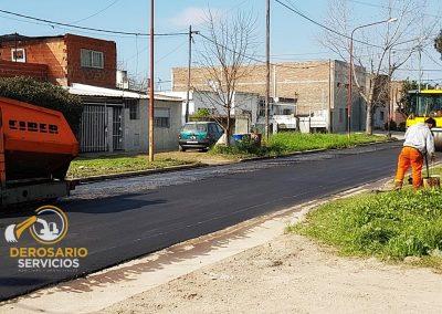 Mejoramiento de Calles Urbanas en Villa Gobernador Gálvez, Santa Fe