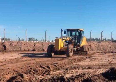 """Nivelación, Compactación y Remoción de Escombros en Autódromo Ciudad de Rosario """"E.E.M."""" – Rosario, Santa Fe"""