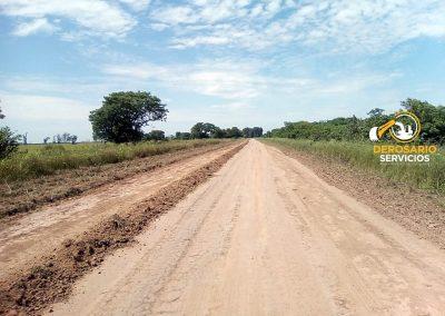 Conformació de Alteo y Galibo en Rutas Provinciales – Dirección Provincial de Vialidad – Santa Fe